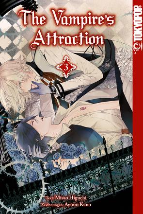 The Vampire´s Attraction – Band 3 von Kano,  Ayumi