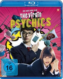 The Virgin Psychics – Blu-ray von Sono,  Sion
