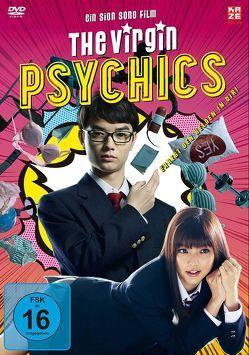 The Virgin Psychics – DVD von Sono,  Sion