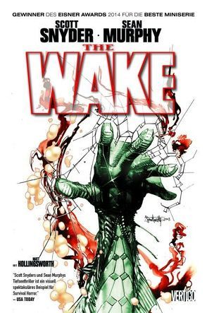 The Wake von Murphy,  Sean, Snyder,  Scott