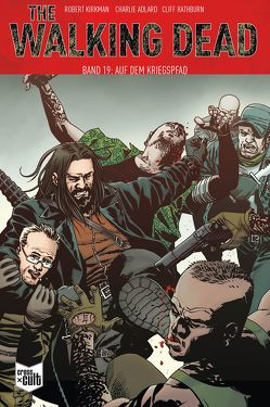 The Walking Dead Softcover 19 von Kirkman,  Robert