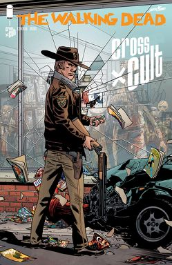 The Walking Dead Sonderheft: 15 Jahre THE WALKING DEAD von Moore,  Tony, Robert,  Kirkman