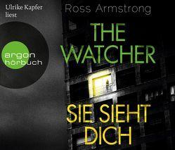 The Watcher – Sie sieht dich von Armstrong,  Ross, Kapfer,  Ulrike, Strüh,  Christine