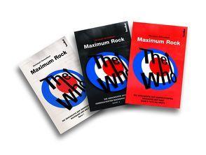 The Who – Maximum Rock in drei Bänden von Geisselhart,  Christoph
