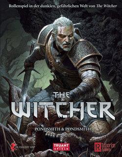 The Witcher Tischrollenspiel von Pondsmith,  Cody & Lisa