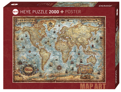The World Puzzle von Zigic,  Rajko