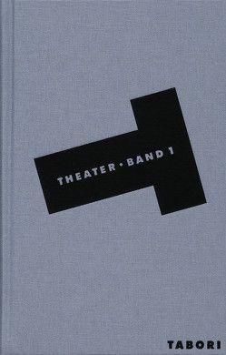 Theater von Sommer,  Maria, Strümpel,  Jan, Tabori,  George