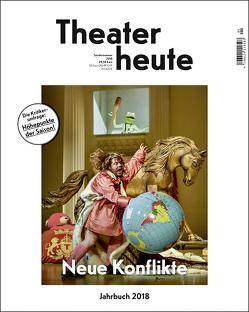 Theater heute – Das Jahrbuch 2018