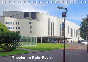 Theater im Ruhr-Revier (Tischkalender 2020 DIN A5 quer) von Hermann,  Bernd