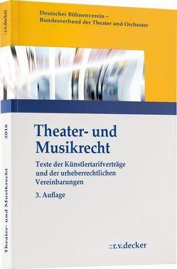 Theater- und Musikrecht