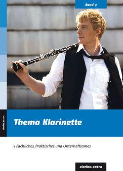 Thema Klarinette von Härtel,  Klaus, Schaal,  Hans Jürgen