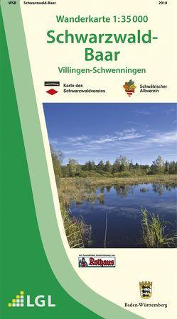 Thematische Karten / Schwarzwald-Baar