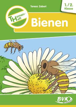 Themenheft Bienen von Zabori,  Teresa
