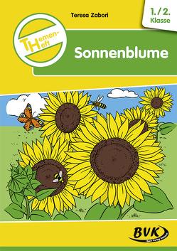 Themenheft Sonnenblume von Zabori,  Teresa