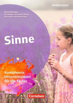 Themenhefte Grundschule von Nolting,  Albrecht, Scholz,  Karin, Unger,  Stefanie, Weininger,  Maria