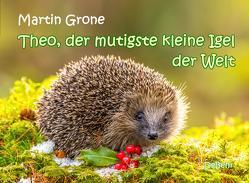 Theo, der mutigste kleine Igel der Welt von Grone,  Martin