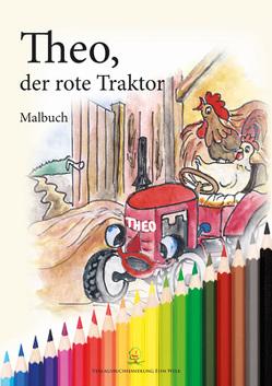 Theo, der rote Traktor von Grambow,  Joachim