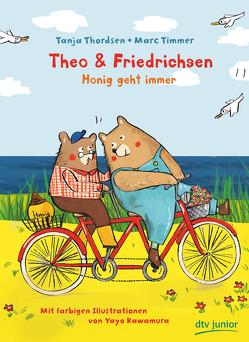Theo & Friedrichsen – Honig geht immer von Kawamura,  Yayo, Thordsen,  Tanja, Timmer,  Marc