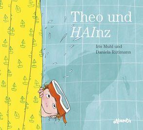 Theo und HAInz von Muhl,  Iris, Rütimann,  Daniela