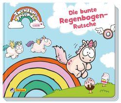 Theodor and Friends: Die bunte Regenbogen-Rutsche