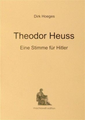 Theodor Heuss von Hoeges,  Dirk