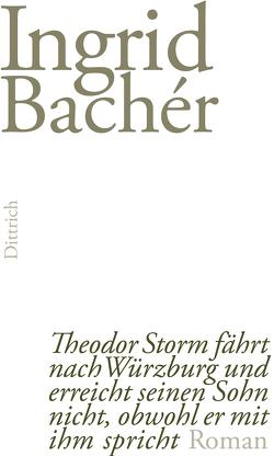 Theodor Storm fährt nach Würzburg und erreicht seinen Sohn nicht, obwohl er mit ihm spricht von Bachér,  Ingrid