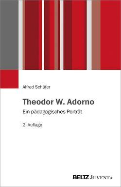 Theodor W. Adorno von Schäfer,  Alfred