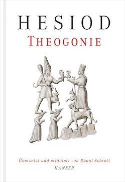Theogonie von Hesiod, Schrott,  Raoul