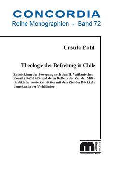 Theologie der Befreiung in Chile von Pohl,  Ursula