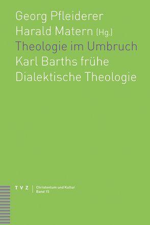 Theologie im Umbruch von Matern,  Harald, Pfleiderer,  Georg