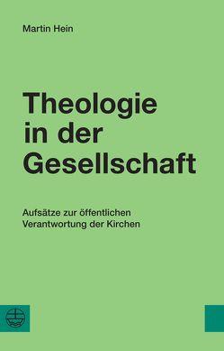 Theologie in der Gesellschaft von Hein,  Martin, Hofmann,  Frank, Waldeck,  Karl