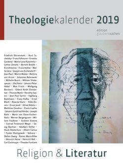 Theologie-Kalender 2019 von Altepost,  Klaus, Lübking,  Hans-Martin, Moggert-Seils,  Uwe