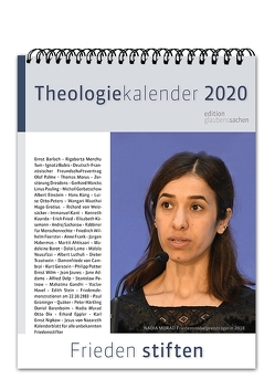 Theologie-Kalender 2020 von Altepost,  Klaus, Lübking,  Hans-Martin, Moggert-Seils,  Uwe