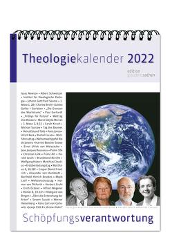 Theologie-Kalender 2022 von Altepost,  Klaus, Lübking,  Hans-Martin, Moggert-Seils,  Uwe