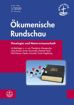 Theologie und Naturwissenschaft von Sahm,  Gisela