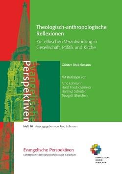 Theologisch-anthropologische Reflexionen von Brakelmann,  Günter, Lohmann,  Arno