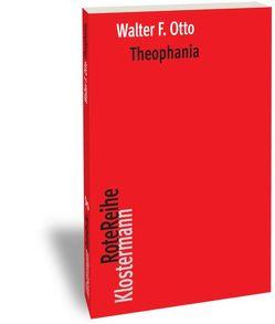 Theophania von Otto,  Walter F.