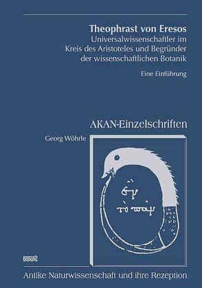 Theophrast von Eresos von Wöhrle,  Georg