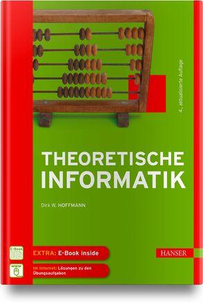 Theoretische Informatik von Hoffmann,  Dirk W.