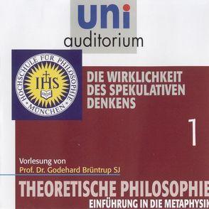 Theoretische Philosophie – Eine Einführung, Teil 1 von Brüntrup,  Godehard