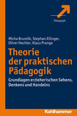 Theorie der praktischen Pädagogik von Brumlik,  Micha, Ellinger,  Stephan, Hechler,  Oliver, Prange,  Klaus