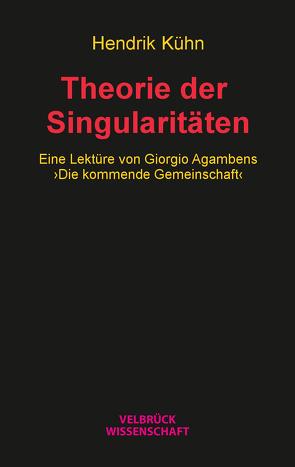 Theorie der Singularitäten von Kühn,  Hendrik