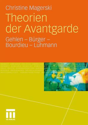 Theorien der Avantgarde von Magerski,  Christine