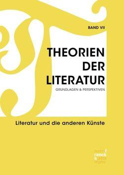 Theorien der Literatur VII von Butzer,  Guenter, Zapf,  Hubert