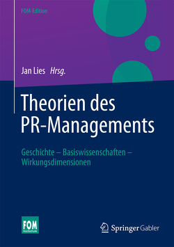Theorien des PR-Managements von Lies,  Jan