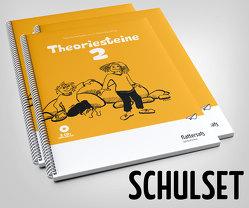 Theoriesteine 2 – Schulset von Engelscharmüllner,  Walter, Gugler,  Manuela, Leonhartsberger,  Christa, Parb,  Regina, Resch,  Bernadette