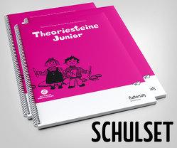 Theoriesteine Junior – Schulset von Gieber,  Isabella, Parb,  Regina
