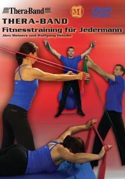 Thera-Band  Fitnesstraining für Jedermann von Heindel,  Wolfgang, Meiners,  Jörne