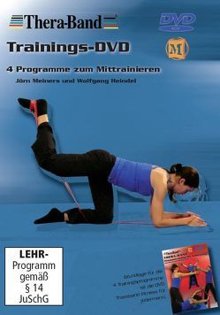 Thera-Band – Trainings-DVD von Heindel,  Wolfgang, Meiners,  Jörn