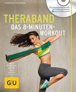 Theraband (mit DVD) von Tschirner,  Thorsten